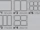 Запайщик лотков Italian Pack Olympus XL возможные варианты матриц