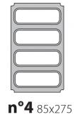 Матрица на запайщик лотков Perseus 85×275