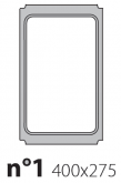 Матрица на запайщик лотков Perseus 400×275