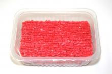 Упаковка мясного фарша в лотки Запайщики лотков трейсилеры